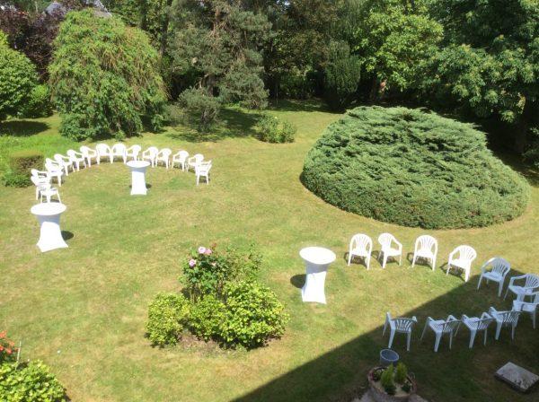 Location lieu évènement pour mariage soirée bapteme Les voûtes du Plessier